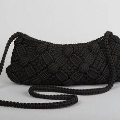 bolso Macrame señoras bolso bolso de diseño hechos a mano bolsos regalos para chica