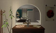 Erin's Sims 2 Simblr Cottages And Bungalows, Sims 2, Oversized Mirror, Blog, Home Decor, Decoration Home, Room Decor, Blogging, Home Interior Design