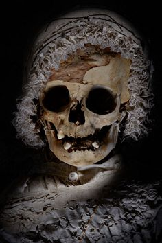 Exceedingly eerie preserved corpses of the Palermo Catacombs - Boing Boing