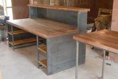 Custom Made Reception Desks - Conference Tables