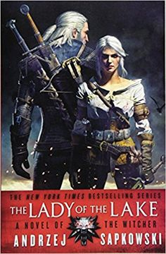 The Lady of the Lake: Amazon.it: Andrzej Sapkowski, David French: Libri in altre lingue