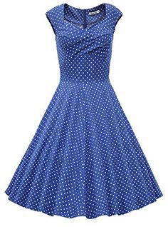 MUXXN Women's 1950s Vintage Retro Capshoulder Party Swing... https://www.amazon.com/dp/B00Z5V7QSI/ref=cm_sw_r_pi_dp_x_TKkbybV0JG27R