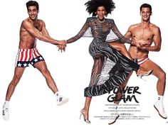 Power Glam! @gwneff @kortajarenajon @imaanhammam @giampaolosgura @anna_dello_russo @voguejapan #VogueJapan #May2017 #GarrettNeff #JonKortajarena #ImanHammam #AnnaDelloRusso #GiampaoloSgura #supermodel #hotbody #fashioneditorial #fashionphotography #editorial #photography #abs #femalebeauty #femalestyle #femalefashion #memodels #luxury #spring2017 #ia #instalike #instastyle #instafashion #iawoman #instabeauty #imageamplified #rickguzman #troywise