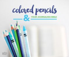 What's the difference Wednesday |Colored Pencils