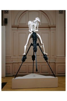 Jacob Epstein, Rock Drill, (Reconstruction by Ken Cook and Ann Christoper RA after the dismantled original), Polyester resin, metal and wood 205 x cm What Is Modern Art, Science Fiction, Safari, Birmingham Museum, Royal Academy Of Arts, Art Database, Male Figure, Western Art, Ancient Art