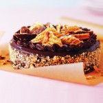 Mock Chestnut Torte