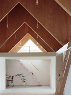 Designline Wohnen - Projekte: Dreiklang unterm Dach   designlines.de