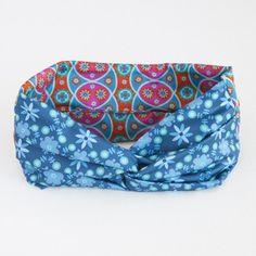 Turban Headbands  Love these.. wish ULTA had all the colors.. Cuz I love this blue one..so cute!!