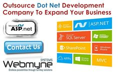 WebmyneSystems offers comprehensive Dot Net Web Development Services by our skilled Asp Dot Net Developers.