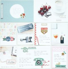 Project life : June by JINA-B at @studio_calico