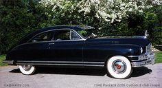 1948 Packard Custom Eight Club Coupé