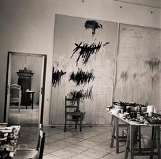Cy Twombly, 1995