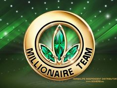 Herbalife MILLIONAIRE TEAM PIN-  YOU CAN DO IT! Decide, commit and get into action! Let's start working as a T.E.A.M.= Together Everyone Achieves More! All Herbalife products and nutritional/ beauty/success advice available from: SABRINA INDEPENDENT HERBALIFE DISTRIBUTOR SINCE 1994 http://www.verywellness.com  Call USA: +12143290702 Italia: +39- 3462452282 Deutschland: +49- 52337093696