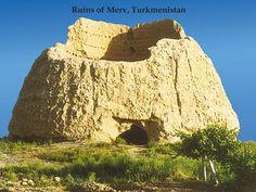 Gonur Tepe//Le site de Gonur-depe au Turkménistan a été découvert par des archéologues soviétiques à partir de fouilles ayant débuté dans les années 1950. Il est le site principal du Complexe archéologique bactro-margien. Wikipédia