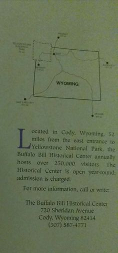 Whitney Gallery of Art Book Buffalo Bill Historical Center Cody Wyoming