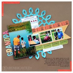 grandpa{JBS Mercantile Kit} - Scrapbook.com