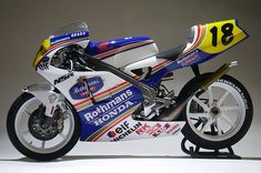 1993 Rothmans Honda NSR250 - repined by http://www.motorcyclehouse.com/ #MotorcycleHouse