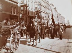 On March 17, 1762 Irish soldiers serving in the British army marched in NYC in what was the first recorded St. Patrick's Day parade.