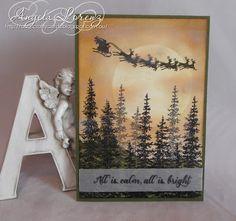 2015  Wonderland Clear-Mount Stamp Set140365,  Cozy Christmas Clear-Mount Stamp Set139779