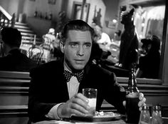 """Edmond O'Brien reflects on his assignment in """"The Killers"""" 1946."""