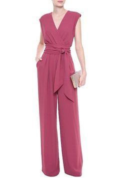 Visual Research - Jumpsuit Hijab Fashion, Fashion Beauty, Fashion Dresses, Fashion Tips, Retro Fashion, Womens Fashion, Pants For Women, Clothes For Women, Jumpsuit Dress