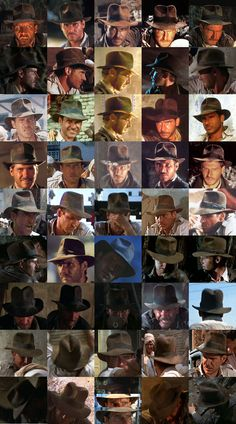 Every 'Raiders' fedora ever!