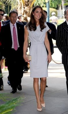 Kate Middleton's 36 striking royal tour outfits from North America and Asia