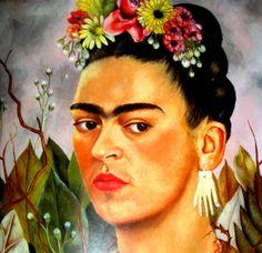 frida kahlo self portrait - Google Search