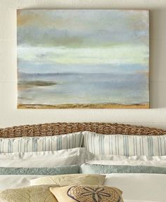 Degas Ocean Painting Print on Canvas... on Sale: http://www.completely-coastal.com/p/coastal-sale-island.html