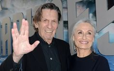 Star Trek Into Darkness Premieres In Los Angeles - its amazing that the orgional actors from Star Trek are getting involved. Still love watching Star Trek every sunday evening with my sunday dinner! Thanks for raising me the way you have Daddy :)