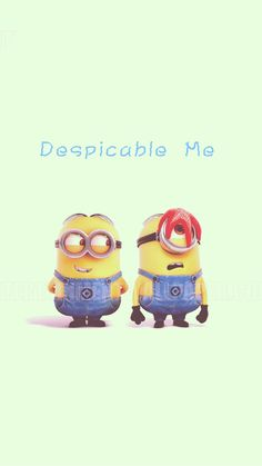 2014 Halloween minion with starfish apple iphone 6 plus wallpaper HD - Despicable Me #iphone #wallpaper
