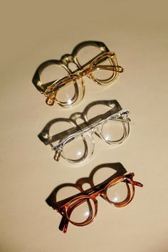 Modern, in an Old Fashioned Way: Danish Eyewear from Christopher Cloos