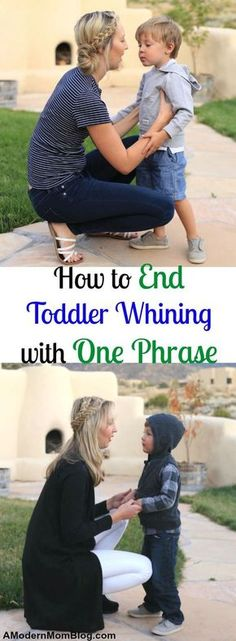Bad behavior kids whining toddlers parenting tips moms teaching young children