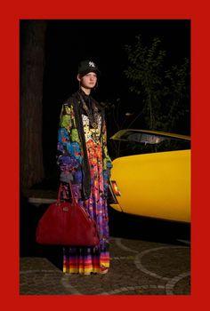 Фильмы ужасов Дарио Ардженто стали вдохновением для съемки нового лукбука Gucci, Buro 24/7