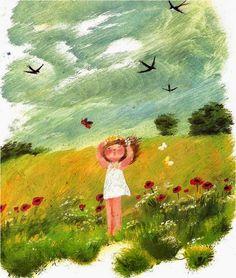 Pinzellades al món: Adéu a la primavera / Adiós a la primavera / Farewell to Spring