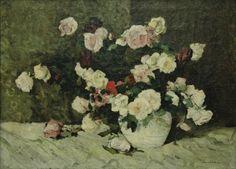 Poetul plastic al florilor, Ștefan Luchian Eugene Ionesco, Social Art, Impressionism, Artwork, Teaching Resources, Masters, Roses, Plastic, Paintings