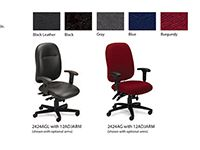 """With our """"Fresh Start"""" you can give your tired panel system a new life with a customized makeover, and a new Smart factory warranty on our workmanship! Paint Upholstery, Smart Office, Office Seating, Panel Systems, Office Furniture, Chairs, Fabric, Free, Color"""