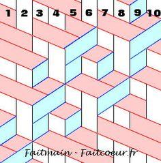 Triaxial weaving tutorial