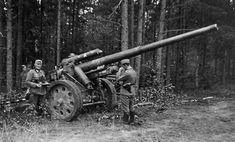 10,5cmschwereKanone18 (sK18 ) German  army   in 1941