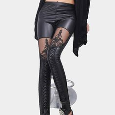 """""""Wearing #leggings without ass, is like having a wallet without cash"""" - unknown How much cash have you got for these PU Leather babies? http://ift.tt/1pre19Q"""