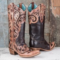 See Things I want as gifts products saved by MissKara ( on Wanelo, the world's biggest shopping mall. Sexy Cowgirl, Cowgirl Boots, Western Wear, Western Boots, Shoe Boots, Shoes Sandals, Heels, Boot City, Bota Country