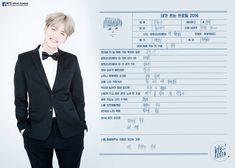[Picture/FB] 2016 BTS FESTA : BTS Self-written Profiles Ver. 3 [160608]