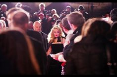 Madonna holds court at WE premiere London
