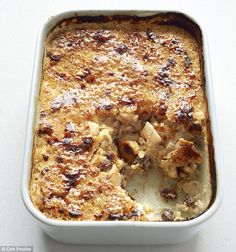 Really getting into Gordon Ramsey's Ultimate Home Cooking: here is the spiced baked porridge