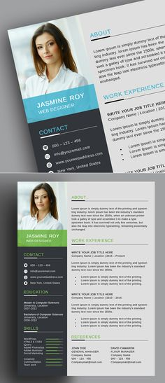 Freebie: Free Clean CV/Resume Template #freebies #photoshop #psdfiles #illustrated #sketch #resumetemplate #businesscard #psdtemplate #graphicdesign