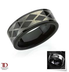 Mommie of 2: Tungsten Direct Domed Carbide Ring Giveaway 9/25 $179 value