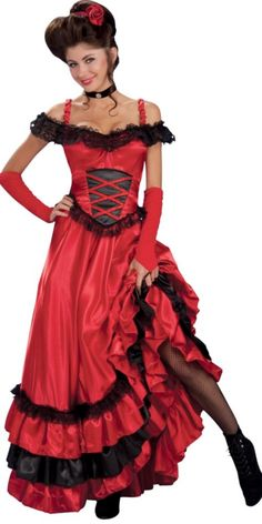 Cheap Saloon Girl Sweetheart Adult Costume on Black Friday 2013 November 29 This is best buy and special discount Saloon Girl Sweetheart Adult Costume of ...  sc 1 st  Pinterest & Pin by Todayu0027s American Woman Pageant on Moulin Rouge 2015 ...