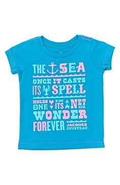 Peek+'The+Sea'+Pima+Cotton+Tee+(Toddler+Girls,+Little+Girls+