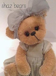 Poppy by By Shaz Bears | Bear Pile