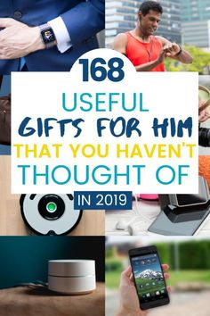 Useful Gifts For Him Version) Well, here's 168 SUPER cool gifts that you probably didn't think of! Here you will find gifts Useful Gifts For Him Version) Well, here's 168 SUPER cool gifts that you probably didn't think of! Here you will find gifts p Unique Gifts For Dad, Gifts For Fiance, Birthday Gifts For Boyfriend, Easy Gifts, Cool Gifts For Guys, Christmas Gifts For Husband, Simple Gifts, Gifts For Guy Friend, Useful Gifts For Men